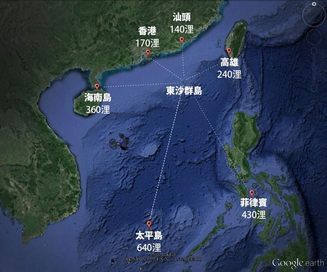 Liên tục tập trận lớn khắp 4 vùng biển, Trung Quốc đe dọa Đài Loan? ảnh 4