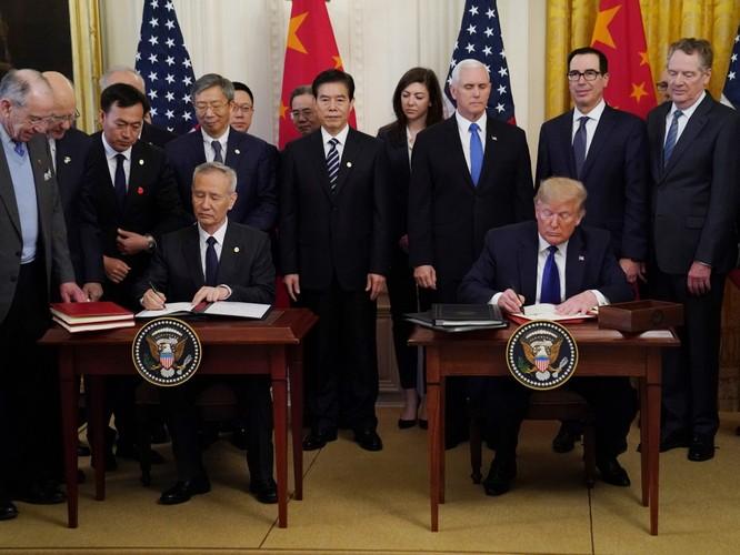 """Ông Trump tuyên bố """"Mỹ có thể tách rời và không làm ăn với Trung Quốc"""", Bắc Kinh phản ứng mạnh ảnh 1"""