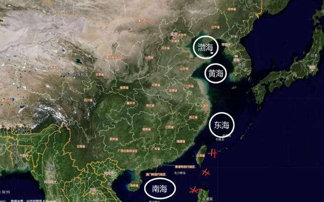 Liên tục tập trận lớn khắp 4 vùng biển, Trung Quốc đe dọa Đài Loan? ảnh 1