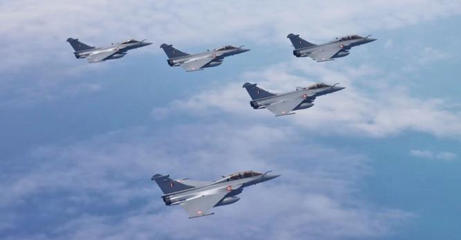 Giới lãnh đạo quân đội Ấn Độ: Nếu đàm phán với Trung Quốc thất bại, có thể sẽ dùng vũ lực ảnh 4