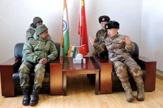 Giới lãnh đạo quân đội Ấn Độ: Nếu đàm phán với Trung Quốc thất bại, có thể sẽ dùng vũ lực ảnh 1