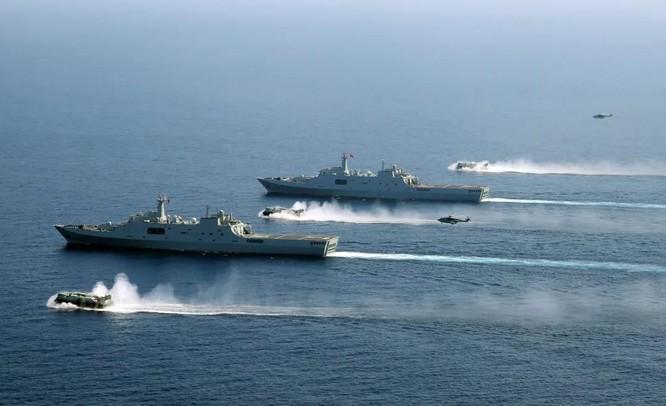 Bộ trưởng Quốc phòng Mỹ Mark Esper: Lầu Năm Góc đã chuẩn bị sẵn sàng đối phó Trung Quốc ảnh 3