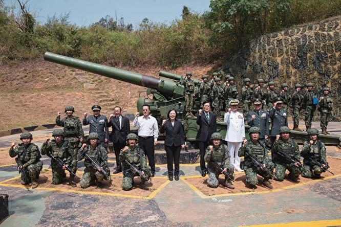Những động thái bất thường đáng chú ý trong quan hệ Mỹ - Trung Quốc - Đài Loan ảnh 4
