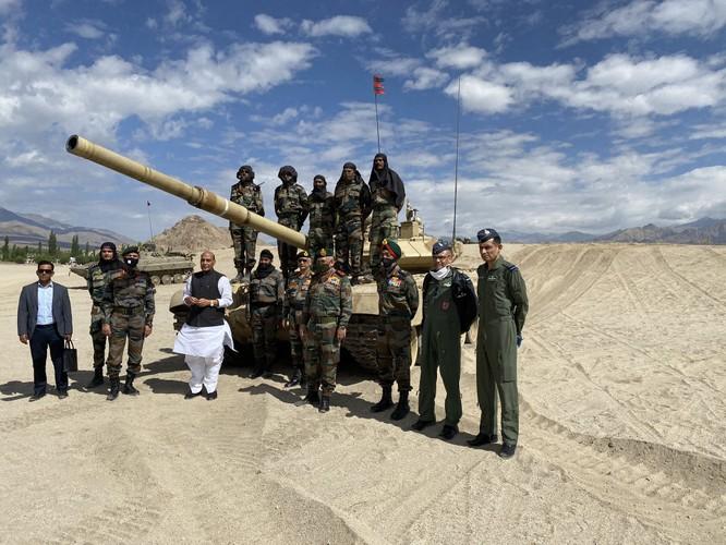 """Không """"chơi chung"""" với Trung Quốc và Pakistan, Ấn Độ rút khỏi cuộc tập trận ở Nga ảnh 2"""