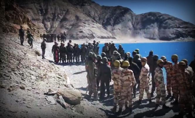 Biên giới Trung - Ấn lại nóng, quân đội hai bên liên tục xung đột ảnh 2