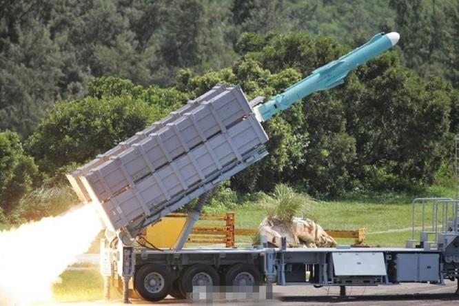 Đài Loan phát triển tên lửa gì để đối phó với Trung Quốc? ảnh 2