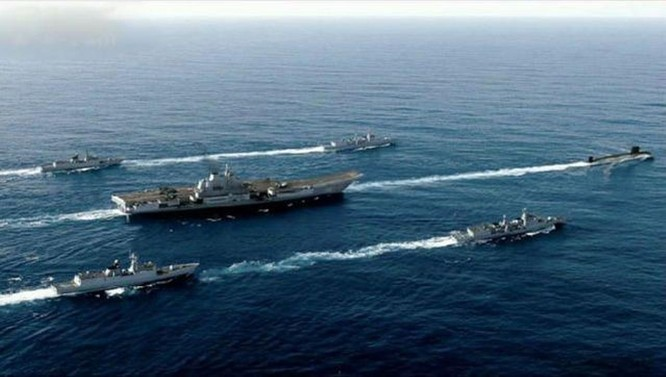 """Ứng viên tân Bộ trưởng Quốc phòng Mỹ tuyên bố """"tiêu diệt hải quân Trung Quốc trong vòng 72 giờ"""" ảnh 3"""