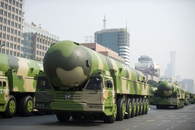 Lầu Năm Góc công bố Báo cáo quân lực Trung Quốc 2020, cảnh báo về nguy cơ từ Bắc Kinh ảnh 1