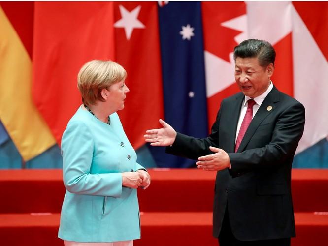Đức công bố chiến lược Ấn Độ - Thái Bình Dương, thay đổi chính sách với Trung Quốc ảnh 2