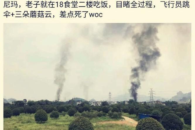 Rúng động tin Su-35 PLA bị rơi, Đài Loan phủ nhận tin do họ bắn ảnh 3