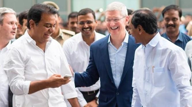 Apple đã chuyển 8 nhà máy sản xuất từ Trung Quốc tới Ấn Độ ảnh 1