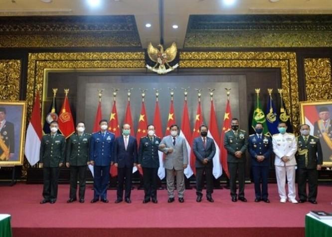 Ông Ngụy Phượng Hòa đề nghị cho Trung Quốc đặt cơ sở quân sự, Indonesia thẳng thừng từ chối ảnh 1