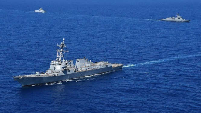 Bài 1: Học giả Trung Quốc: Quan hệ Trung-Mỹ đang trong tình trạng trước Sự kiện Trân Châu Cảng ảnh 2