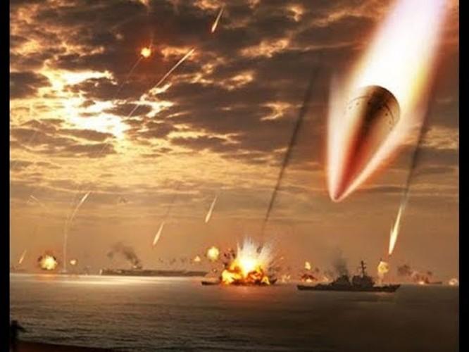 Bài 2: Nếu xảy ra, chiến tranh Trung – Mỹ sẽ là cuộc chiến hủy diệt ảnh 1