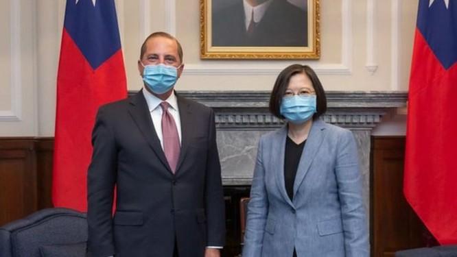 Thứ trưởng Ngoại giao Mỹ sẽ thăm Đài Loan, báo Trung Quốc phản ứng quyết liệt ảnh 2
