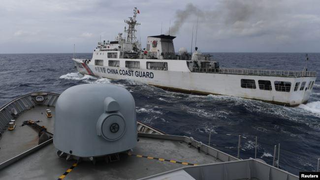 Tàu hải cảnh Trung Quốc xâm nhập vùng biển Natuna bị chiến hạm Indonesia xua đuổi ảnh 3