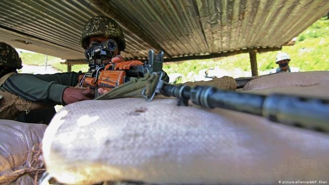 Bộ trưởng Quốc phòng Ấn Độ: Quân đội đã sẵn sàng ứng phó mọi tình huống ảnh 2