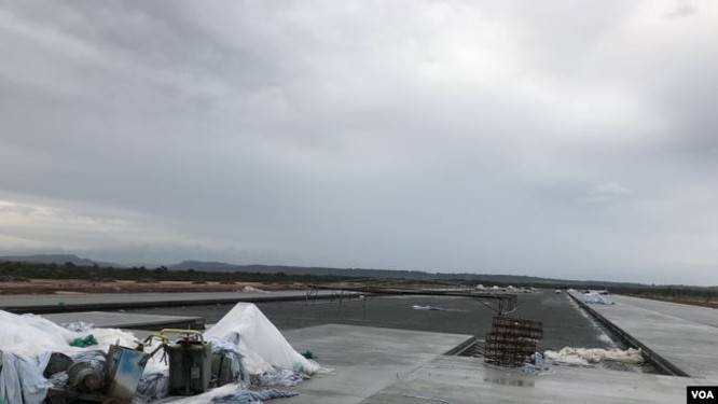 Mỹ trừng phạt một công ty Trung Quốc xây dựng dự án nghi vì mục đích quân sự ở Campuchia ảnh 2