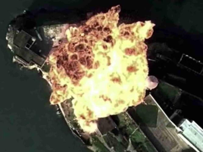 Giữa lúc căng thẳng, Trung Quốc tung phim mô phỏng tấn công Guam, Mỹ đưa video tập trận chiếm đảo ảnh 3
