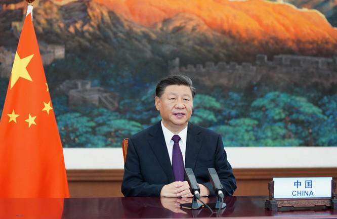 Trước Liên Hợp Quốc, ông Trump 12 lần phê phán đích danh Trung Quốc, ông Tập ngầm chỉ trích Mỹ ảnh 1