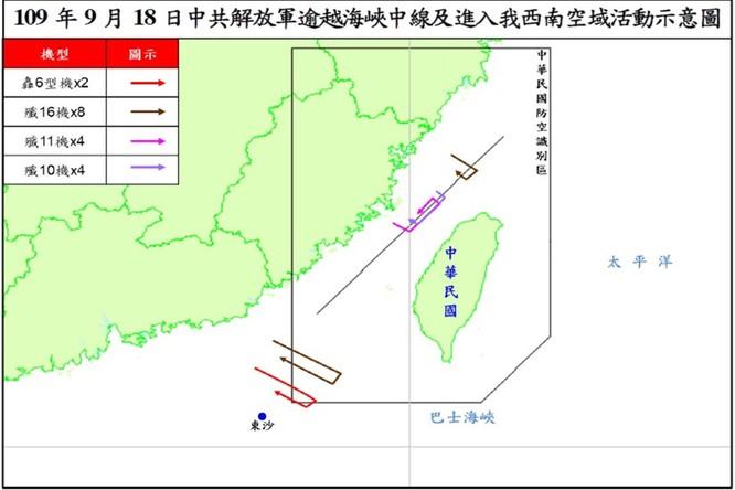 Truyền thông quân đội Mỹ kêu gọi tái triển khai quân ở Đài Loan, Trung Quốc phản ứng quyết liệt ảnh 3