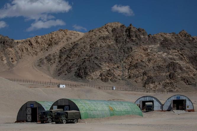Đàm phán bế tắc, quân đội Ấn Độ chuẩn bị đối đầu trong mùa Đông với PLA trên biên giới tranh chấp ảnh 2