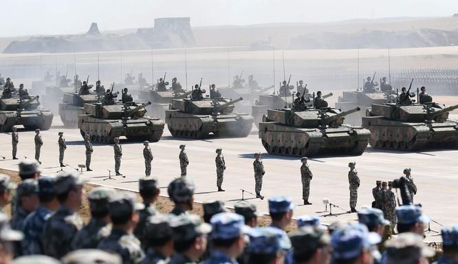 """Giữa lúc căng thẳng với Ấn Độ và Đài Loan, báo Trung Quốc đe dọa """"không bảo đảm không nổ súng trước"""" ảnh 1"""