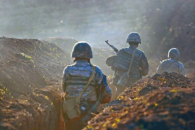 Bùng nổ xung đột dữ dội với Azerbaijan tại khu vực Nagorno-Karabakh, Armenia ra lệnh tổng động viên ảnh 3