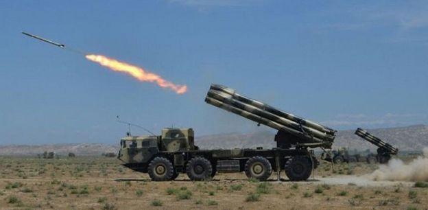 Bùng nổ xung đột dữ dội với Azerbaijan tại khu vực Nagorno-Karabakh, Armenia ra lệnh tổng động viên ảnh 1