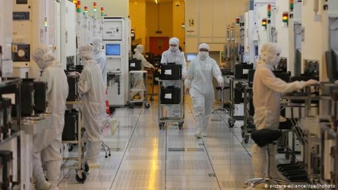Cấm bán hàng cho SMIC, Mỹ giáng đòn chí tử cho Huawei và ngành công nghiệp chip Trung Quốc ảnh 4