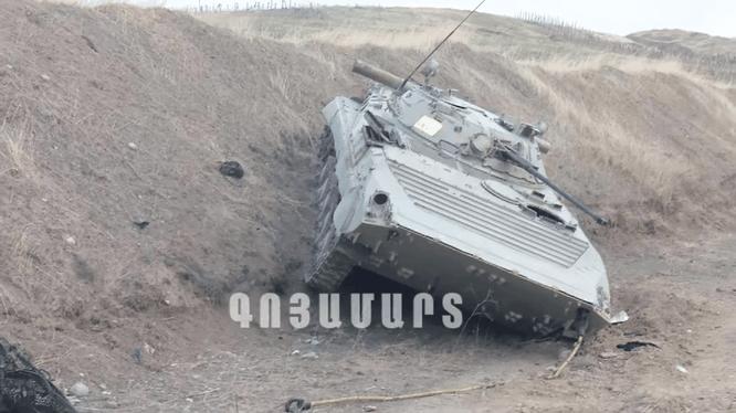Nguy cơ chiến tranh tổng lực bùng phát, Azerbaijan huy động 2 vạn quân, chuẩn bị tổng phản công ảnh 6