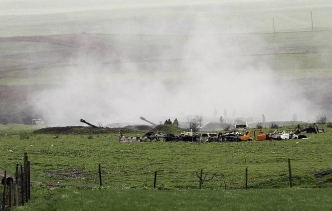 Nguy cơ chiến tranh tổng lực bùng phát, Azerbaijan huy động 2 vạn quân, chuẩn bị tổng phản công ảnh 8