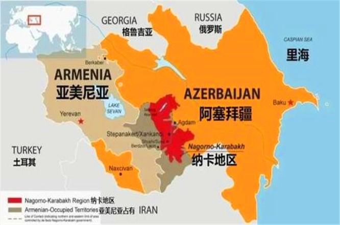 Nguy cơ chiến tranh tổng lực bùng phát, Azerbaijan huy động 2 vạn quân, chuẩn bị tổng phản công ảnh 2