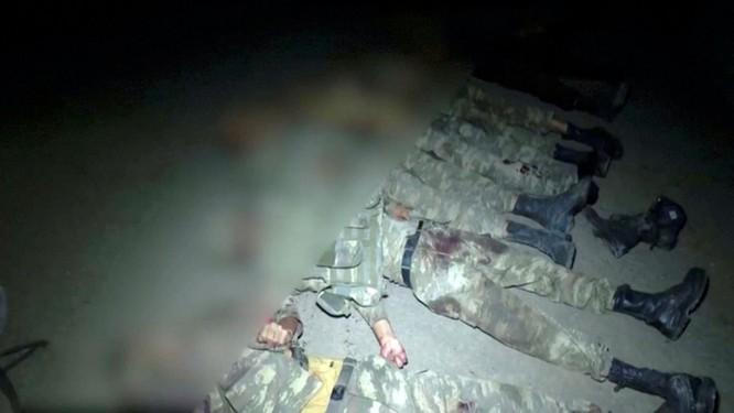 Xung đột ở Nagorno-Karabakh, Armenia cảnh cáo Thổ Nhĩ Kỳ chớ cho máy bay F-16 tham chiến ảnh 2