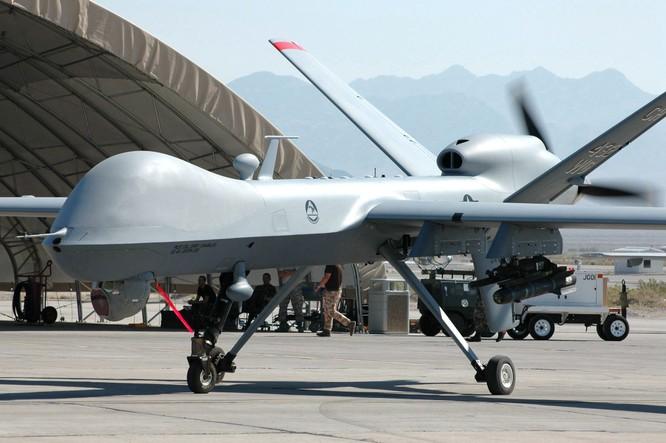 Rúng động vụ hình bản đồ Trung Quốc trên phù hiệu lính điều khiển UAV Mỹ ảnh 2