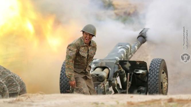 Xung đột Nagorno-Karabakh lan rộng, Armenia cầu cứu Nga hỗ trợ khẩn vì...hết đạn ảnh 2