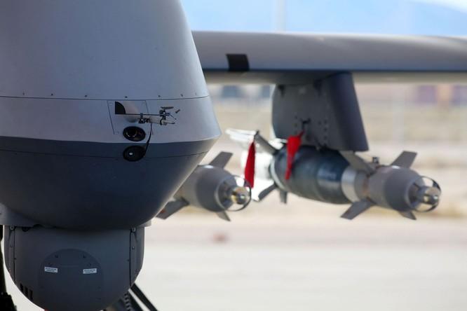 Rúng động vụ hình bản đồ Trung Quốc trên phù hiệu lính điều khiển UAV Mỹ ảnh 3