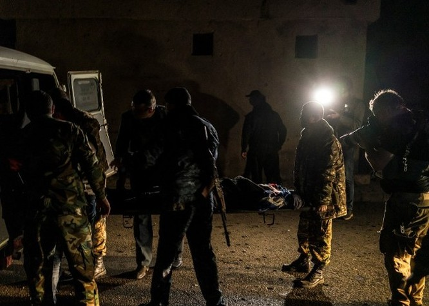 Xung đột Azerbaijan-Armenia: những diễn biến mới nguy hiểm... ảnh 1