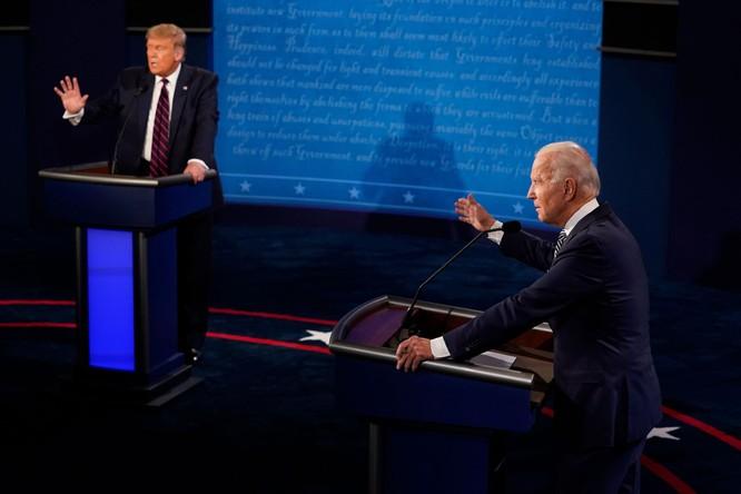 Ông Trump tuyên bố không tham gia cuộc tranh luận ngày 15/10, vì sao? ảnh 3
