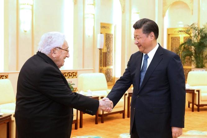 Cựu Ngoại trưởng Mỹ Kissinger cảnh báo Trung Quốc và Mỹ chớ lặp lại sai lầm thời Thế chiến I ảnh 2