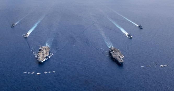 Tướng Trung Quốc cảnh báo: chớ ngộ nhận về sự cách biệt trong sức mạnh giữa Trung Quốc và Mỹ ảnh 4