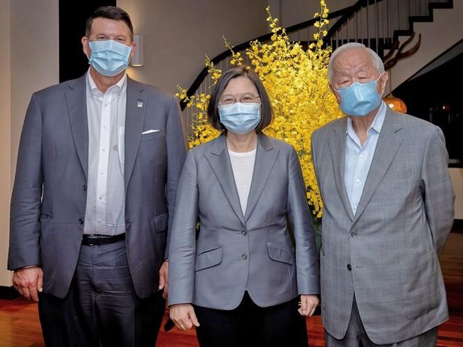 Nhà Trắng xúc tiến 3 hợp đồng bán vũ khí cho Đài Loan, Bắc Kinh tức giận thề đáp trả ảnh 2