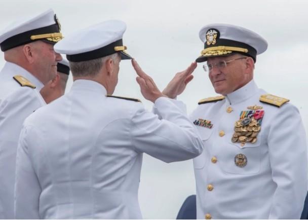 Tàu chiến đi dọc eo biển Đài Loan, Hải quân Mỹ gọi Trung Quốc là mối đe dọa chiến lược số 1 ảnh 2