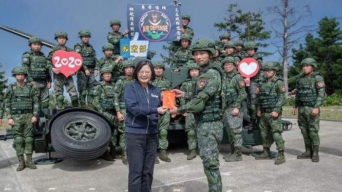 """Nghi vấn """"quân đội Mỹ đã có mặt ở Đài Loan"""" từ một đoạn video ảnh 1"""
