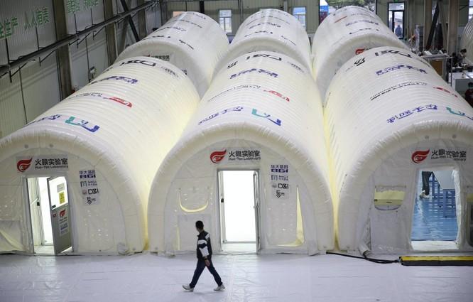 Trung Quốc công bố nguồn gốc dịch COVID-19 tái bùng phát trong cộng đồng ở Thanh Đảo ảnh 2