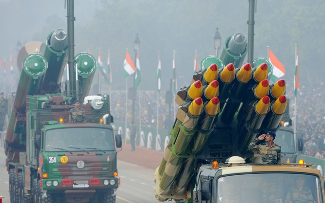 Phóng thử tên lửa chiến thuật mang đầu đạn hạt nhân, báo Ấn Độ tuyên bố nhằm vào Trung Quốc ảnh 3