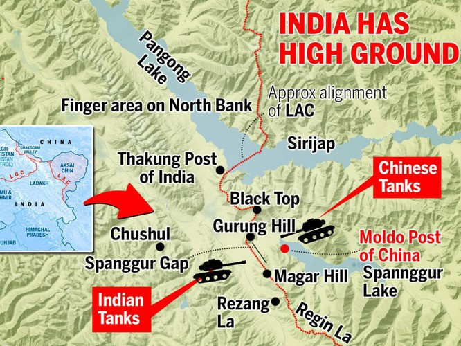 Phóng thử tên lửa chiến thuật mang đầu đạn hạt nhân, báo Ấn Độ tuyên bố nhằm vào Trung Quốc ảnh 5