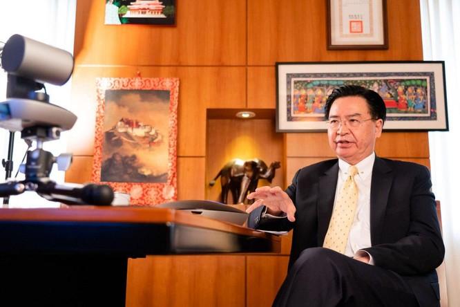 Phớt lờ cảnh báo của Trung Quốc, Ấn Độ và Đài Loan ký biên bản ghi nhớ hợp tác thương mại ảnh 2