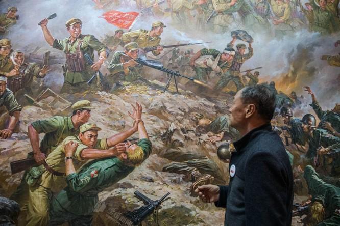 """Kỷ niệm 70 năm """"Kháng Mỹ viện Triều"""", ông Tập Cận Bình mạnh mẽ cảnh báo chiến tranh tới Washington ảnh 2"""