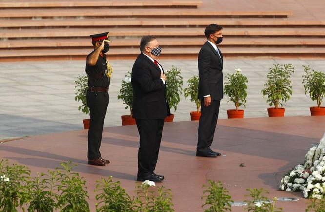Giới truyền thông quốc tế: Ấn Độ và Mỹ tăng cường hợp tác chống Trung Quốc ảnh 2